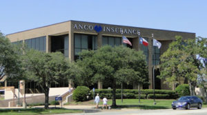 Anco Insurance building in Texas
